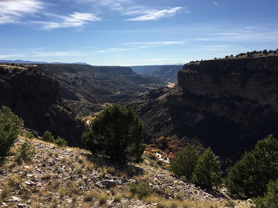 Rio Grande view