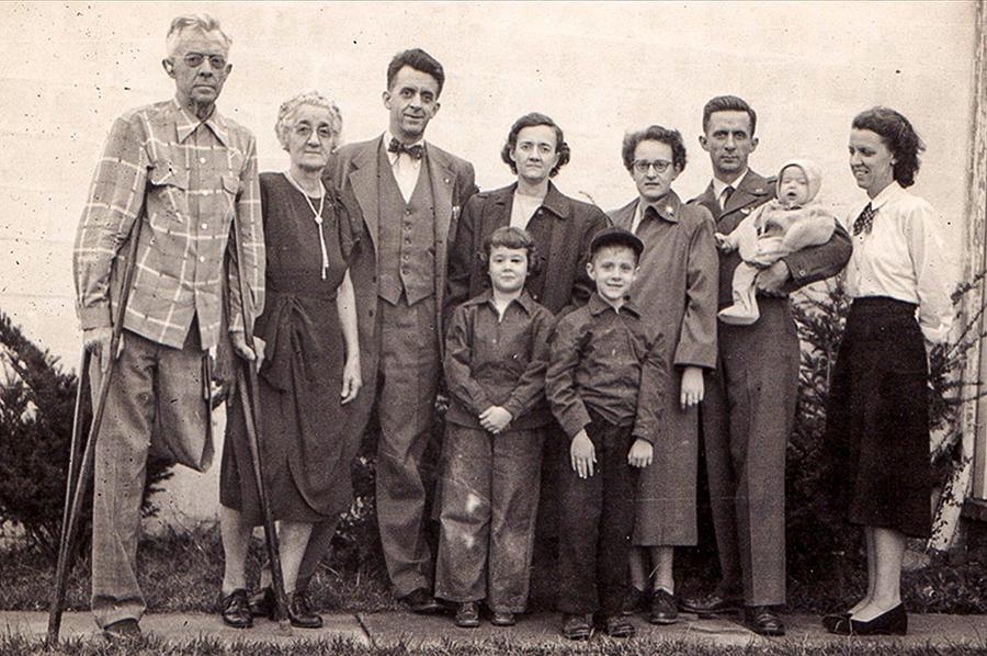 farr family portrait