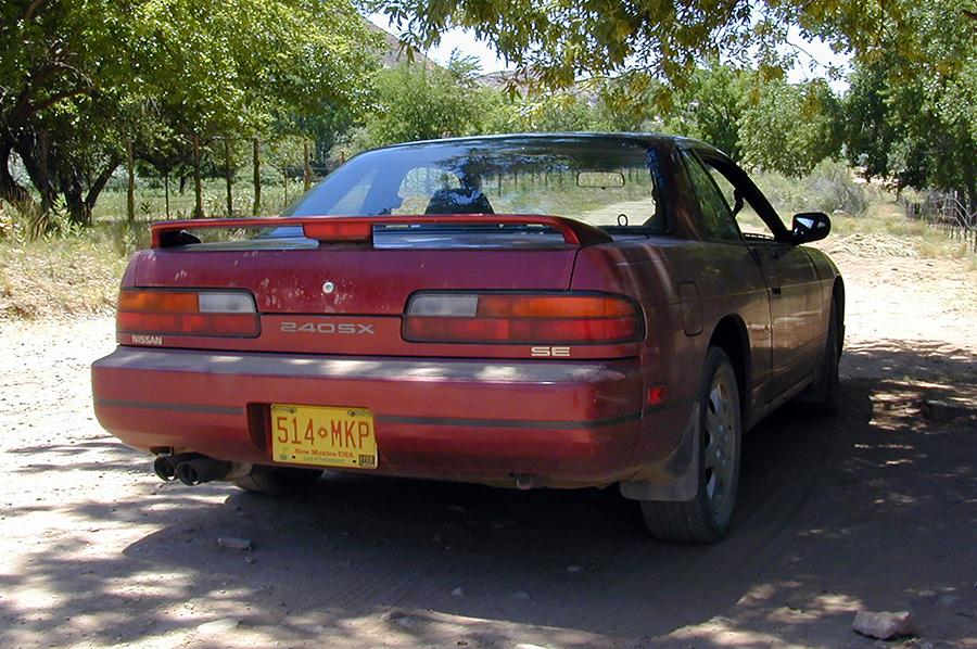 Nissan 240SX SE