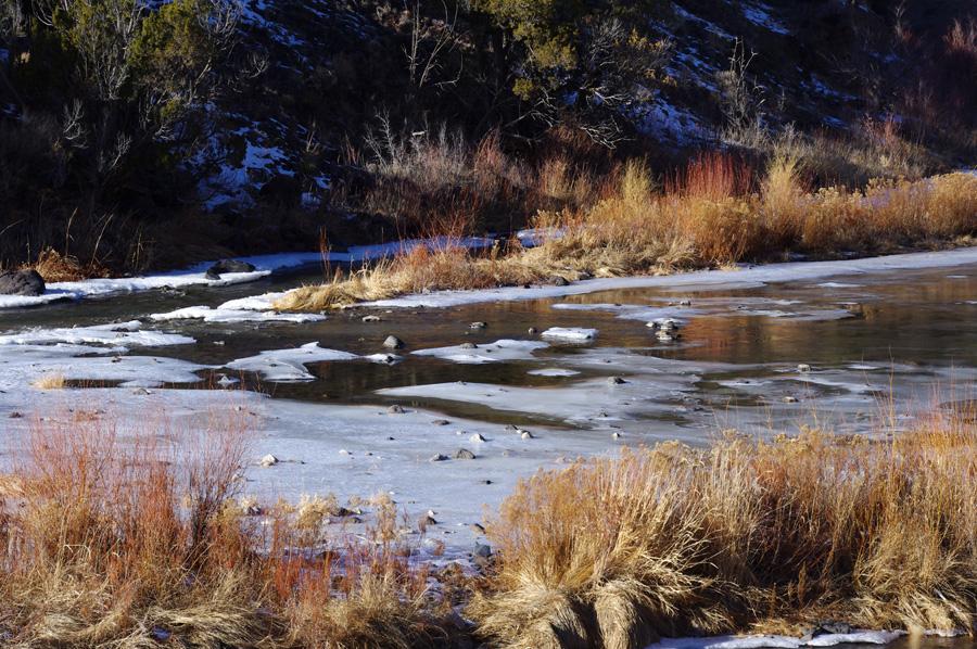 Colors of the Rio Grande post image