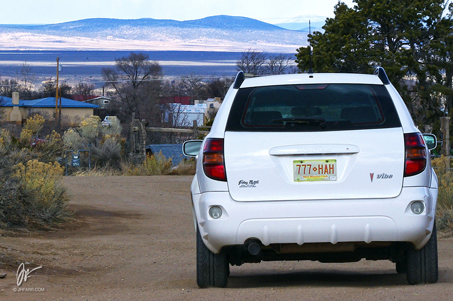 Pontiac Vibe in Taos, NM