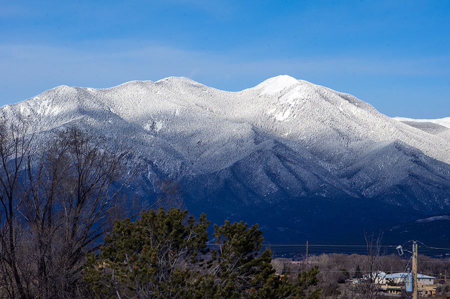 Taos Mountain