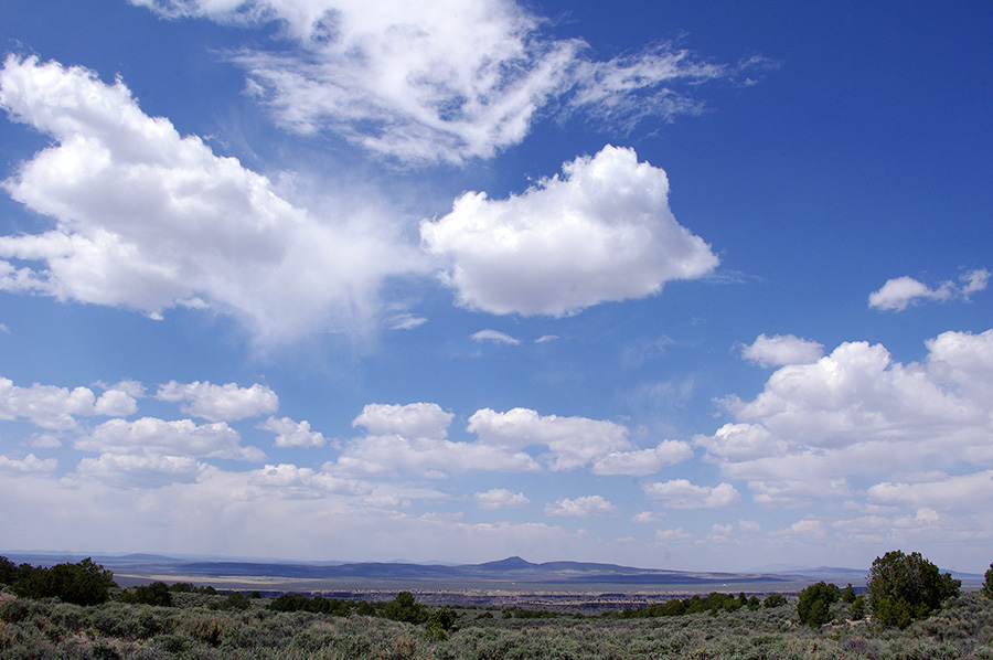 vista near Taos