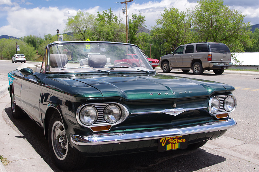 1964 Corvair convertible