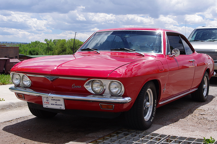 second-generation Corvair