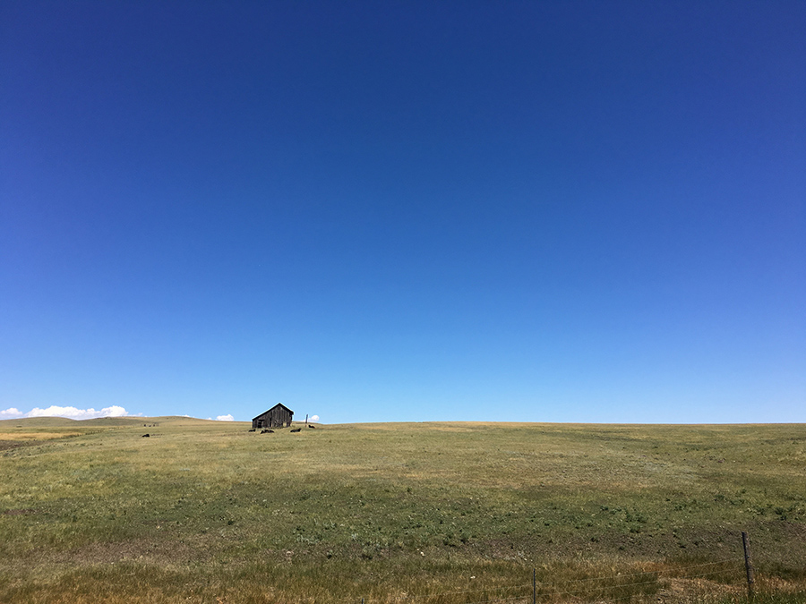 Johnson Mesa, northeast New Mexico