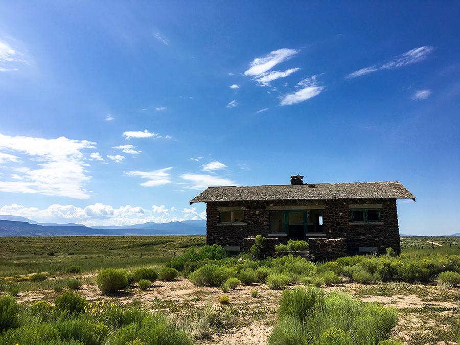 Southern Colorado ruin
