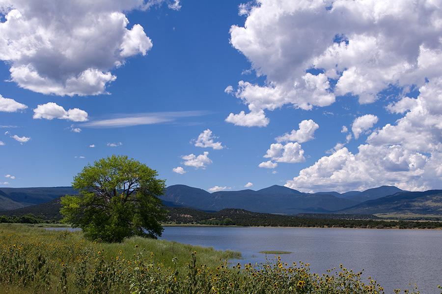 Miami Lake, New Mexico