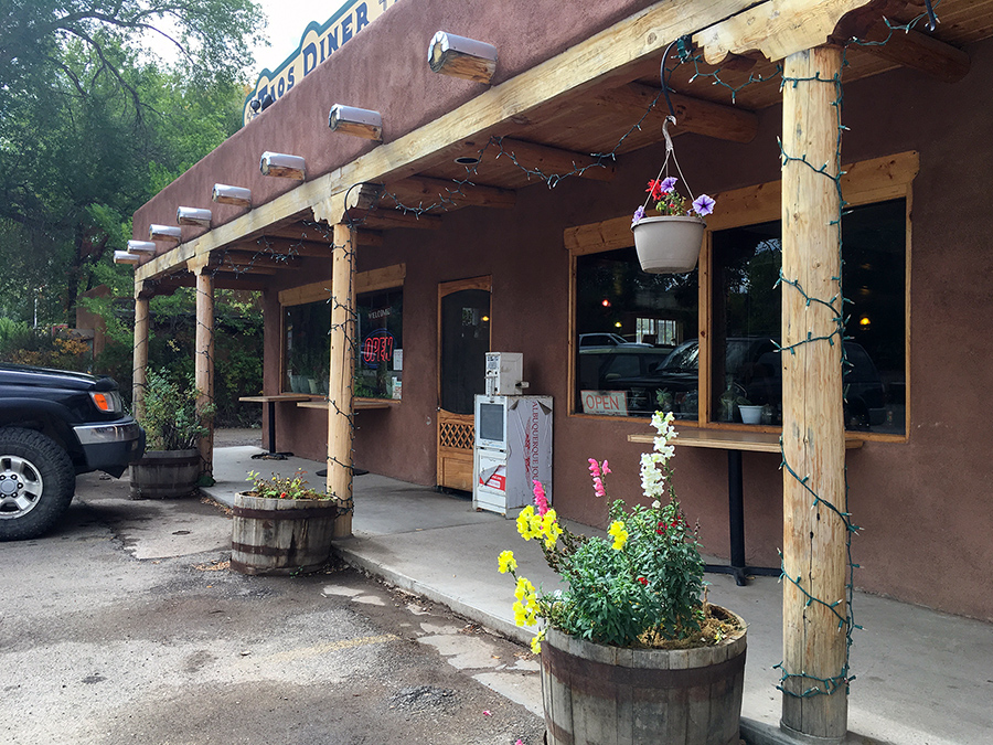 Taos Diner, Taos, NM