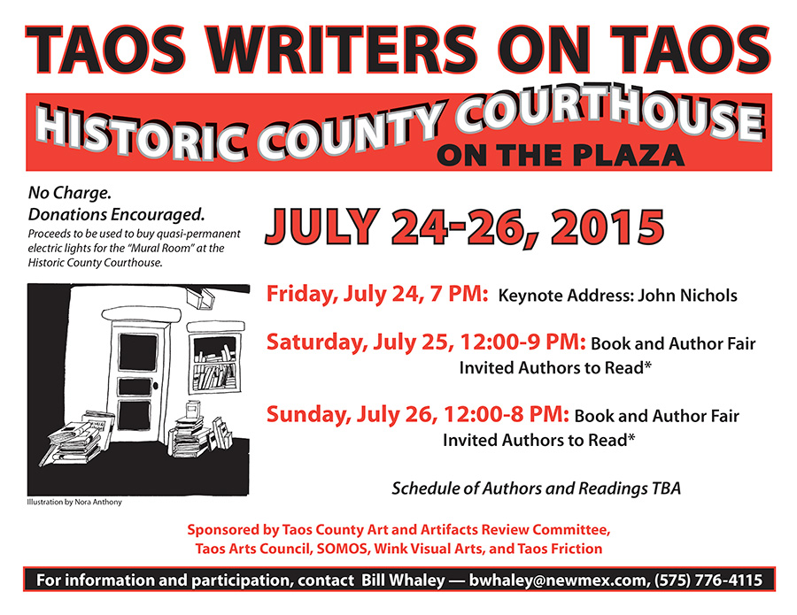 Taos Writers on Taos