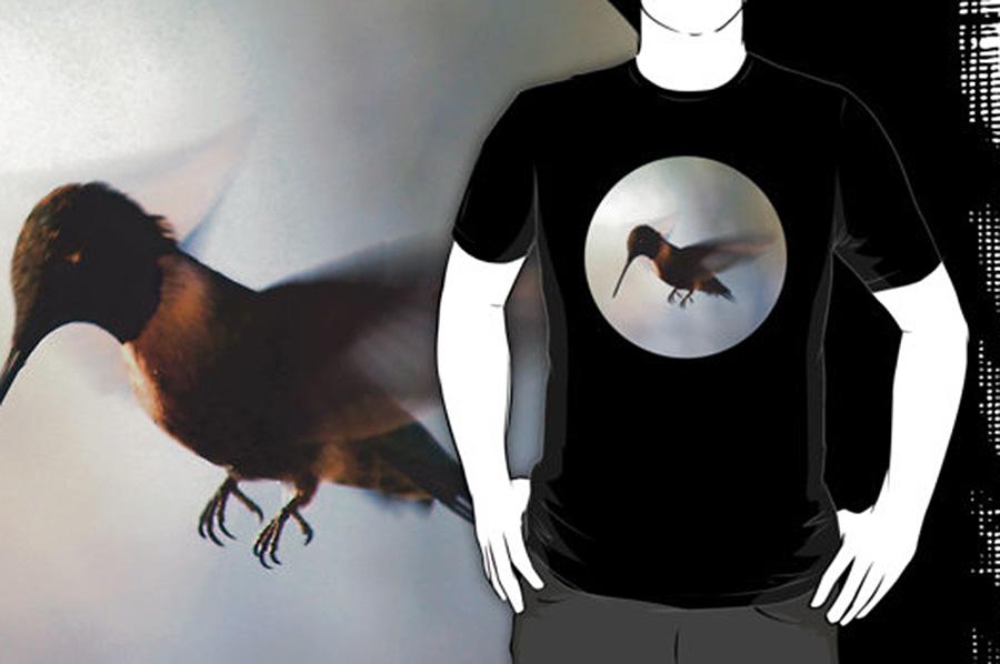 new T-shirt store announcement