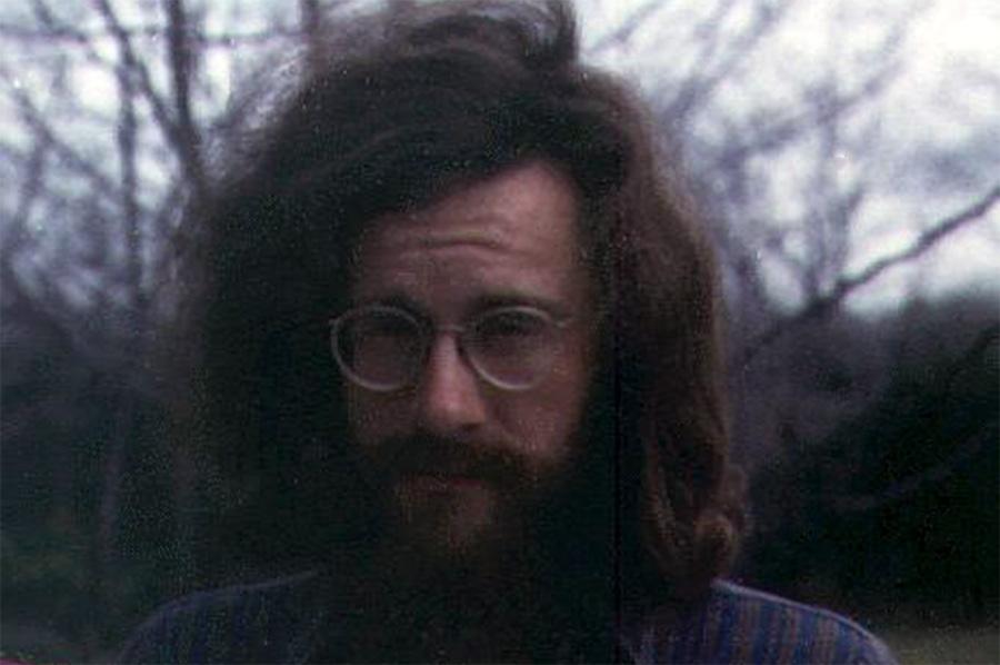 woods hippie, 1971