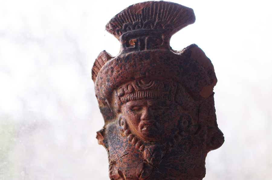 Mexican figurine
