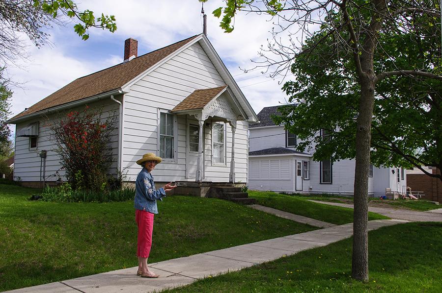 house in Wall Lake, Iowa