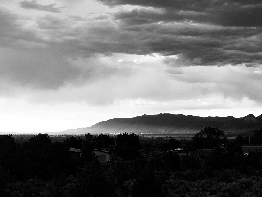 Lobo Peak near Taos, NM